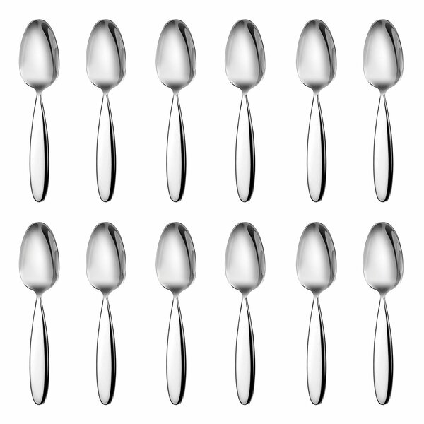 Silverware Soup Spoon (Set of 12) by D&M