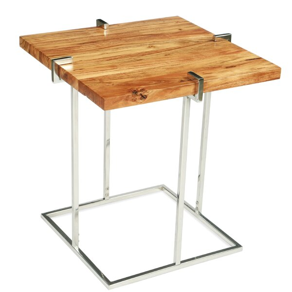Coker End Table by Williston Forge