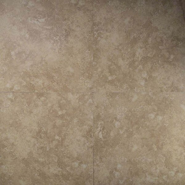 Baja 20 x 20 Ceramic Tile in Beige by MSI
