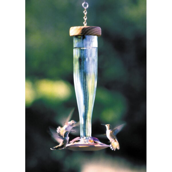 Lantern Hummingbird Feeder by Schrodt