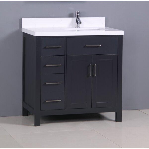 Flannery 36 Single Bathroom Vanity Set by Ebern Designs