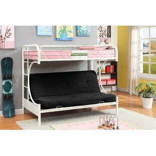 prism twin futon bunk bed bunk bed futon  bo   wayfair  rh   wayfair
