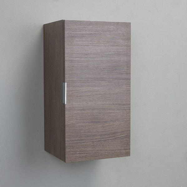 Estella 14 W x 36.75 H Wall Mounted Cabinet by Orren Ellis