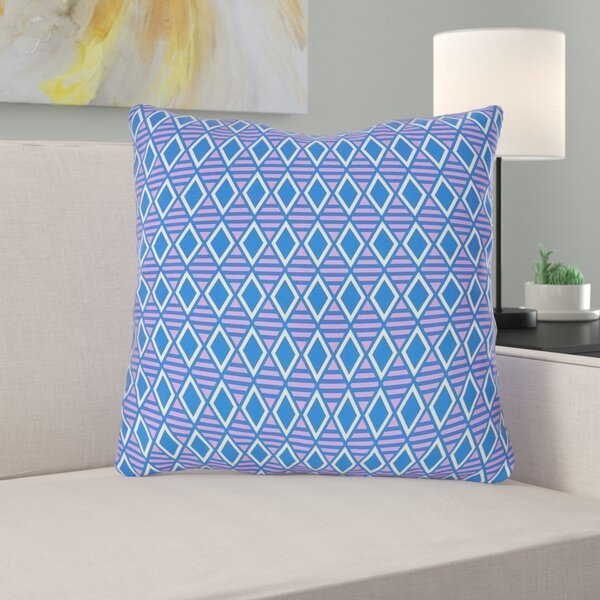 Avicia Indoor/Outdoor Throw Pillow
