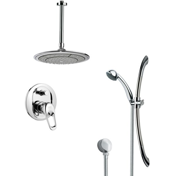 Rendino Pressure Balanced Complete Shower System By Remer By Nameek's
