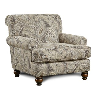 Carys Doe Armchair by Southern Home Furnishings