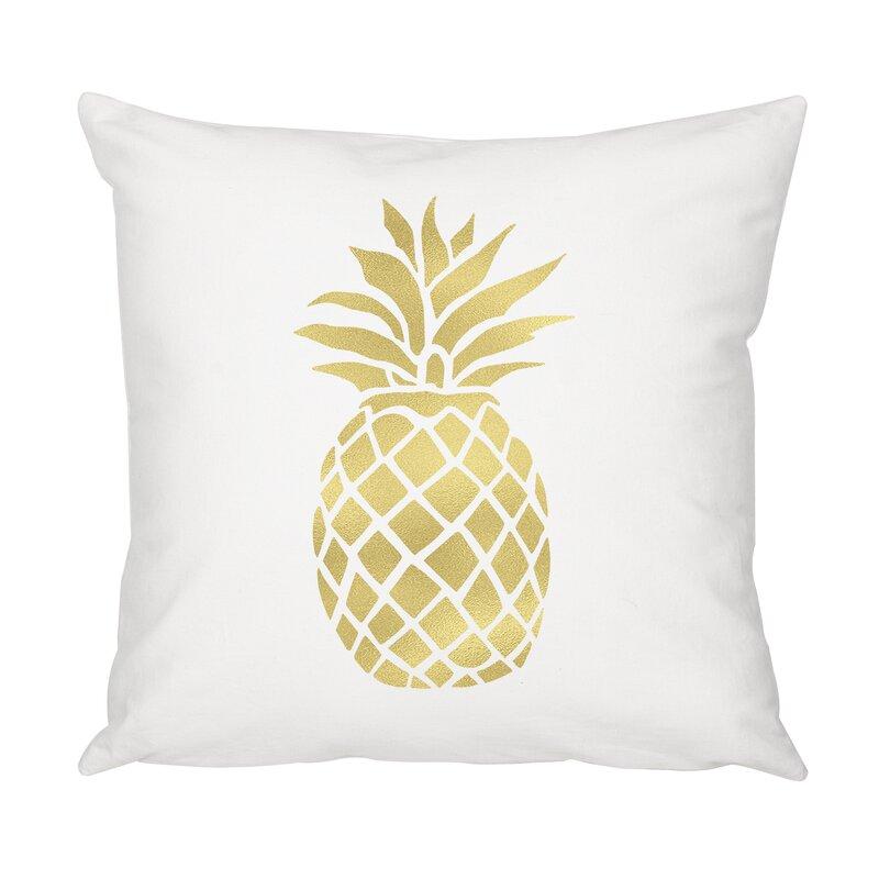 dormify pineapple vlvt products plw velvet pillow