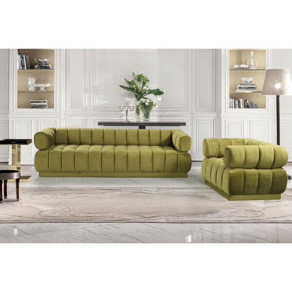 Sina Configurable Living Room Set by Everly Quinn