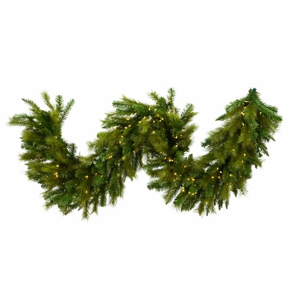 Kelli Mix Pine Garland by The Holiday Aisle