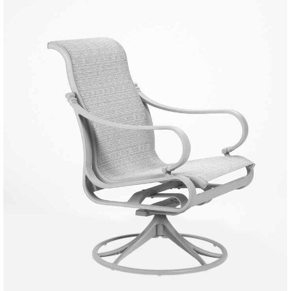 Torino Swivel Patio Dining Chair by Tropitone
