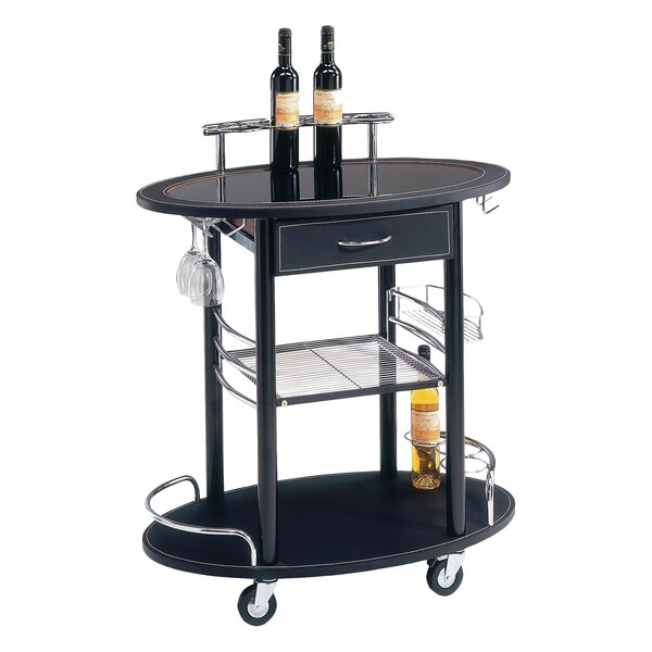 Bar Cart by New Spec Inc
