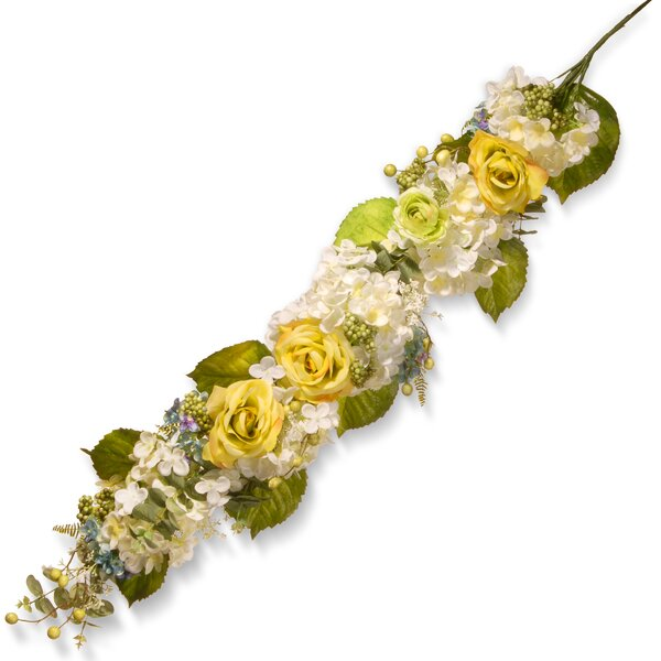Spring Flowers Garland by National Tree Co.