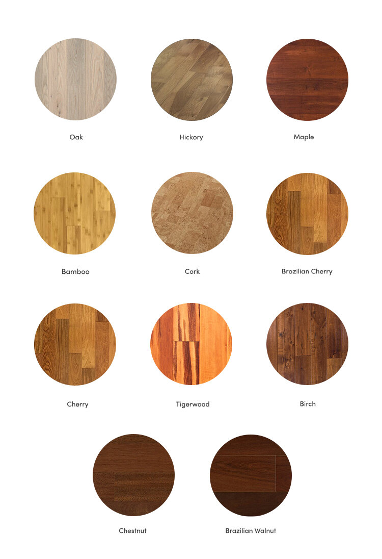 Which Of These Hardwood Flooring Colors Styles Are Perfect For