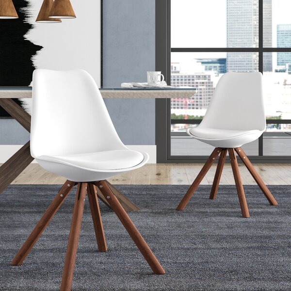 Beyers Upholstered Dining Chair (Set of 2) by George Oliver
