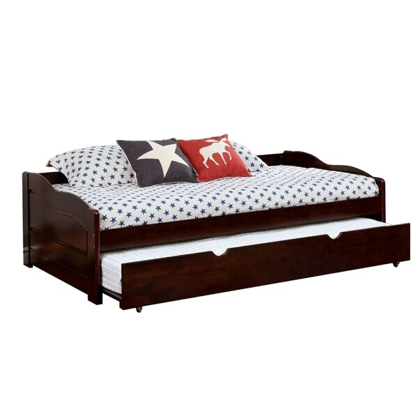 Adarsh Twin Daybed with Trundle by Red Barrel Studio Red Barrel Studio