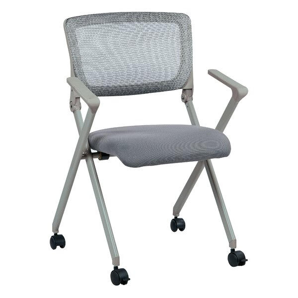 Work Smart Folding Chair (Set of 2) by Office Star Products