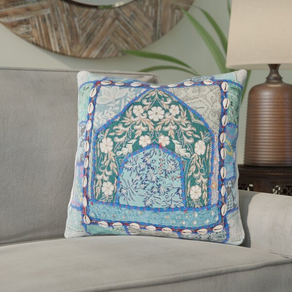 Hays Hues Throw Pillow by Bloomsbury Market