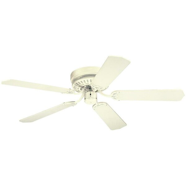 52 Ross 5 Reversible Blade Ceiling Fan by Latitude Run