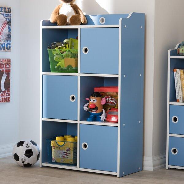 Kopf Cube Unit Bookcase by Zoomie Kids