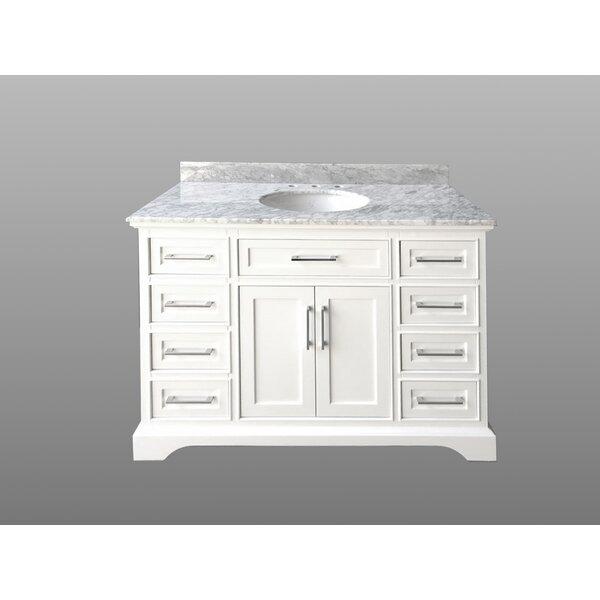 Romola 48 Single Bathroom Vanity Set