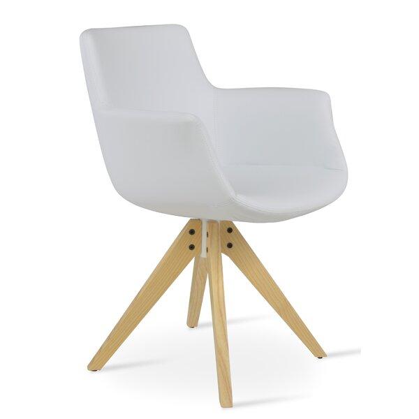 Bottega Pyramid Wood Chair by sohoConcept sohoConcept