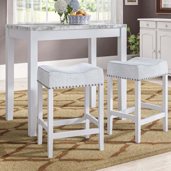 Rea 3 Piece Pub Table Set By Charlton Home