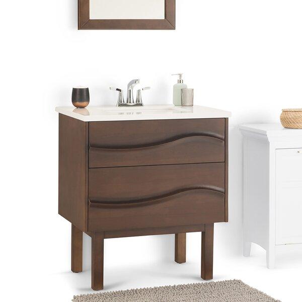 Marlowe 39 Single Bathroom Vanity by Simpli Home
