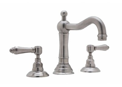 Country Bath Widespread Bathroom Faucet with Drain Assembly by Rohl