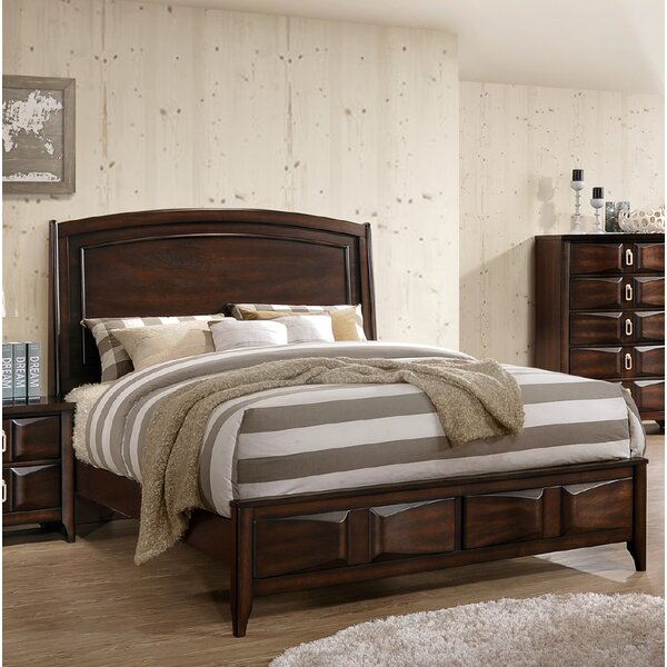 Kobe Panel Bed by Bloomsbury Market