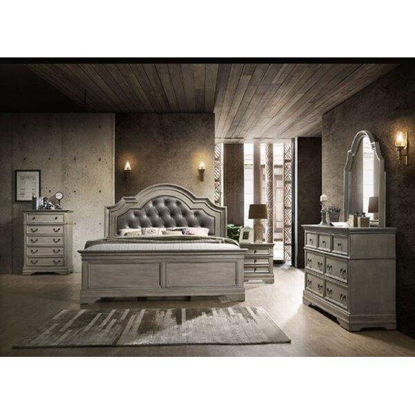Leggett Standard Configurable Bedroom Set by House of Hampton