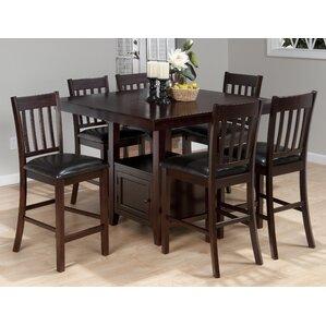 oakmeadow counter height dining table. beautiful ideas. Home Design Ideas