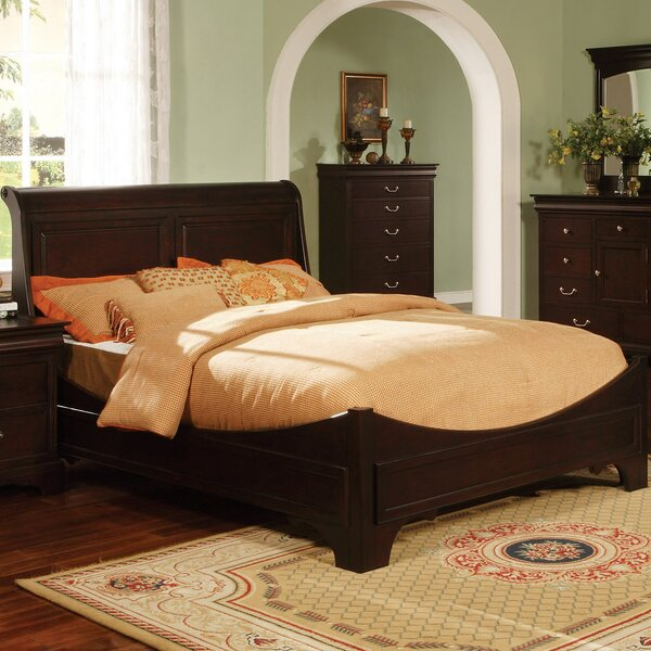 Riegel Standard Bed by Darby Home Co