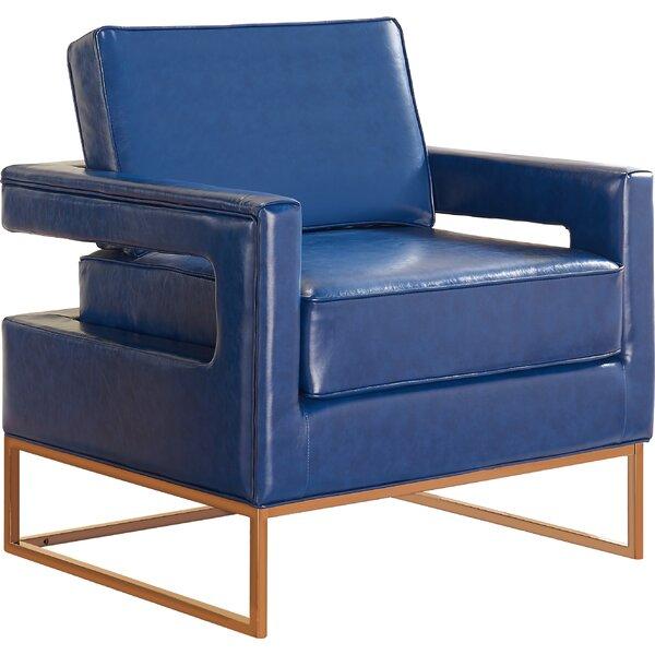 Madison Armchair by Everly Quinn Everly Quinn