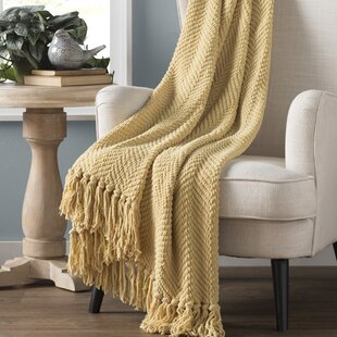 Nader Tweed Knitted Design Throw