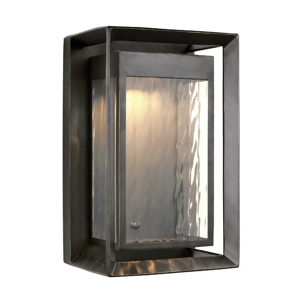 Zelma LED Outdoor Sconce by Laurel Foundry Modern Farmhouse