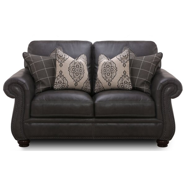 Web Buy Bridgeview Loveseat by Canora Grey by Canora Grey