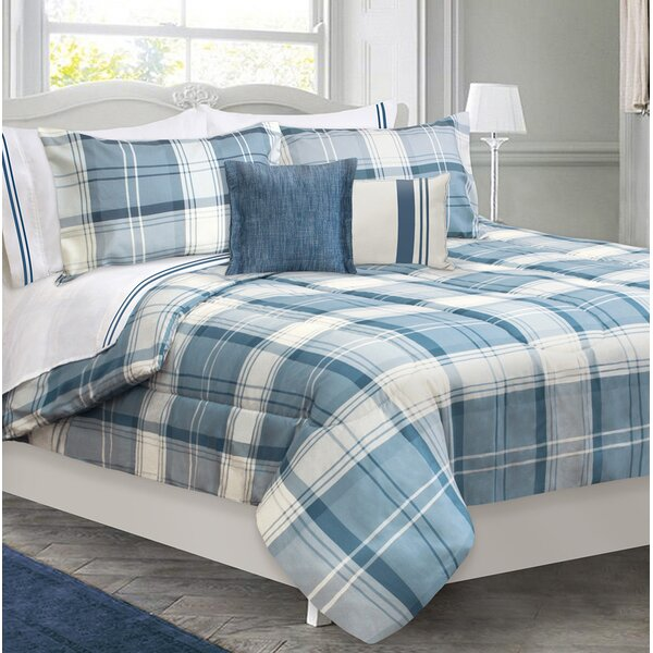 Highland Polyester Comforter Set by Charlton Home
