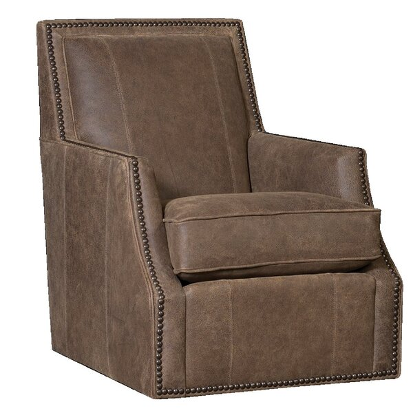 Weigel Swivel Club Chair by Darby Home Co
