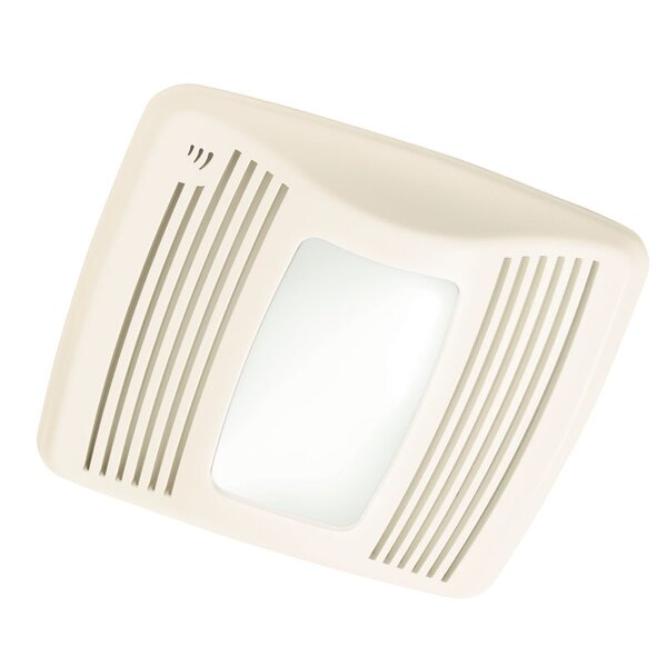 Ultra Silent 110 CFM Energy Star Humidity Sensing Bathroom Fan by Broan