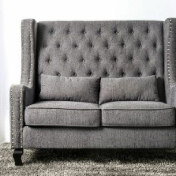 Mccracken Loveseat By Rosdorf Park
