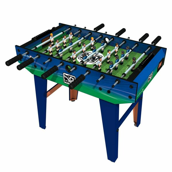 MLS Foosball Table and Clubs Stickers by Minigoals