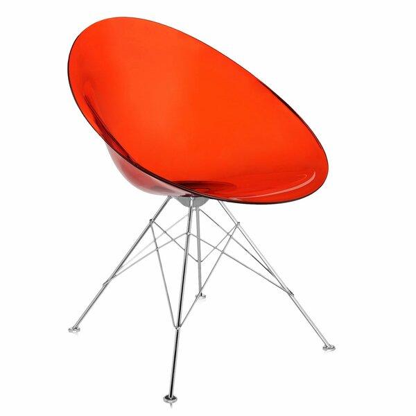 Kartell Ghost Eros Swivel Chair by Kartell
