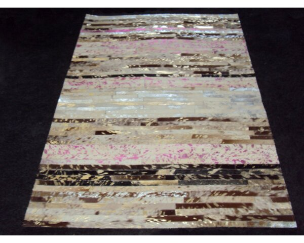 Patchwork Stripe Neapolitan Area Rug by Modern Rugs
