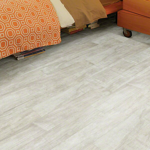 Captiva 6 x 48 x 3.2mm Luxury Vinyl Plank in Allure by Shaw Floors