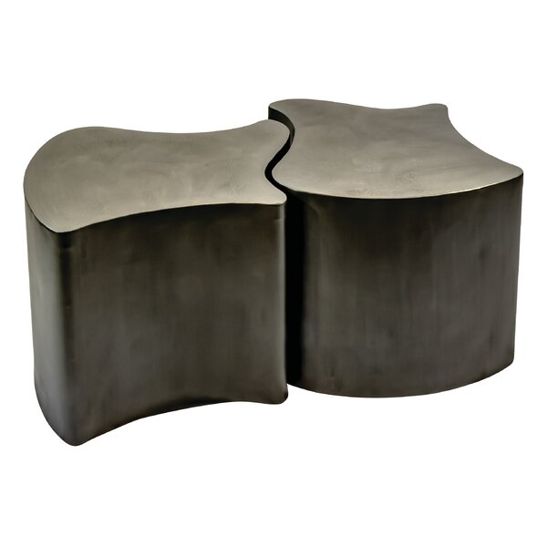 Ingot Alchemist 2 Piece Coffee Table Set