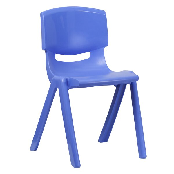 Plastic Classroom Chair by Flash Furniture