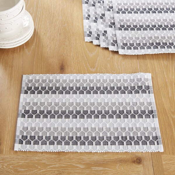 Ashbourne Placemats (Set of 6) by Birch Lane™