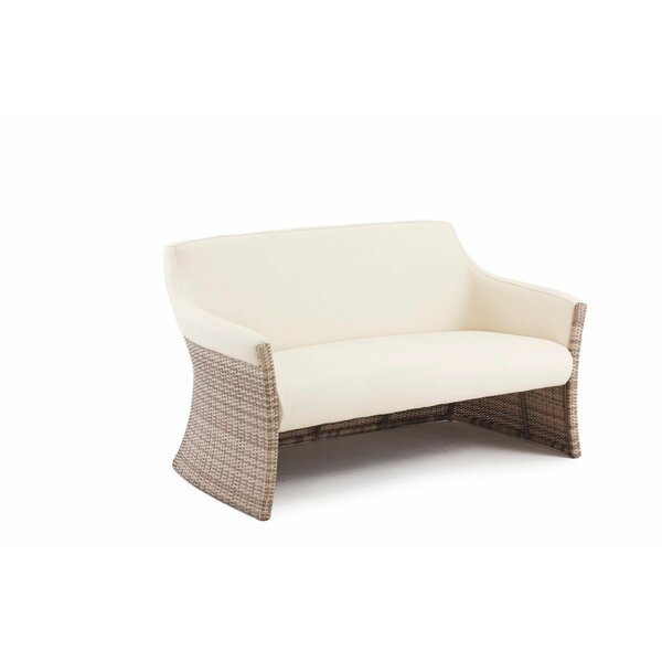 Sheri Loveseat with Cushions by Canora Grey