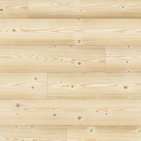 Envique 7.5 x 54.34 x 12mm Pine Laminate Flooring in Summer Pine by Quick-Step
