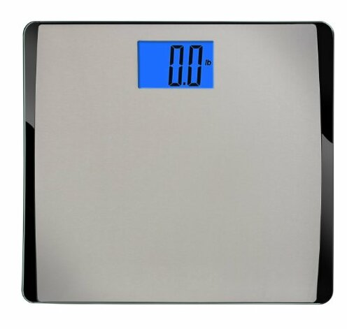 Digital Bathroom Scale by EatSmart